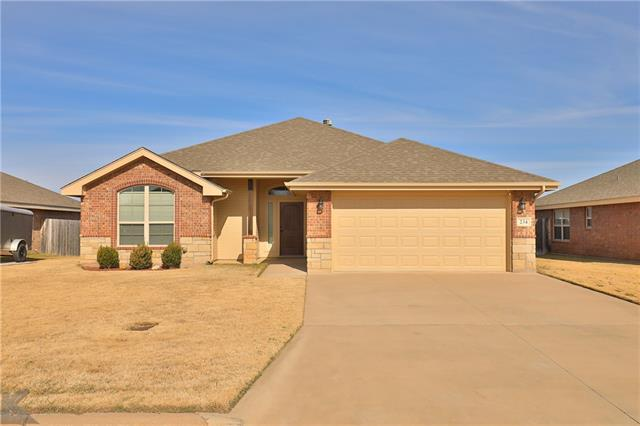 234 Miss Ellie Lane, Abilene, TX 79602