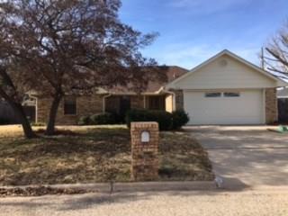 4610 Stonehedge Road, Abilene, TX 79606