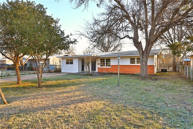 1233 Buccaneer Drive, Abilene, TX 79605