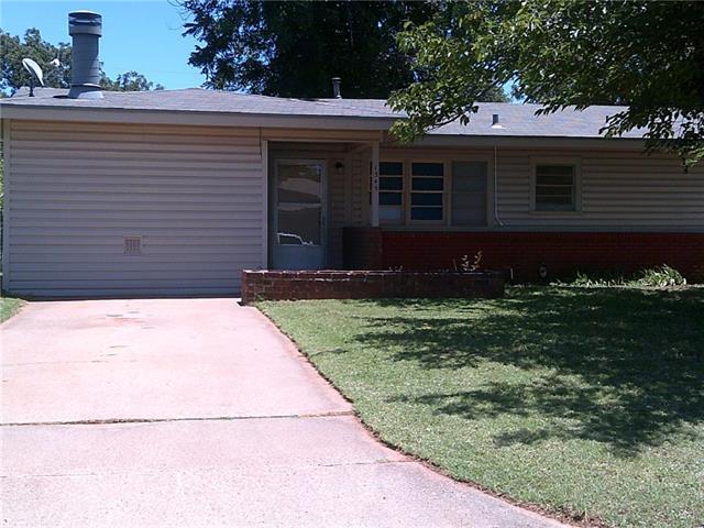 1345 S Jefferson Drive, Abilene, TX 79605