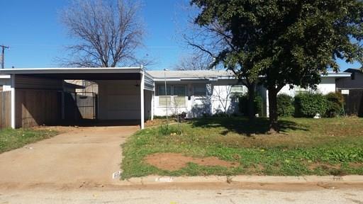 5320 Lamesa Avenue, Abilene, TX 79605