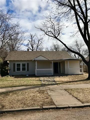 1217 Vine Street, Abilene, TX 79602