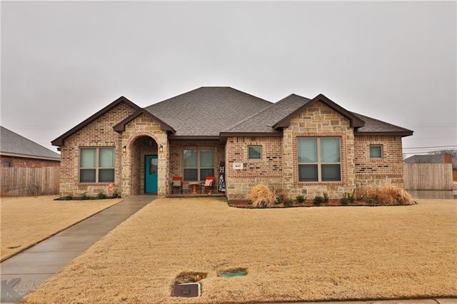 6642 Summerwood Trail, Abilene, TX 79606
