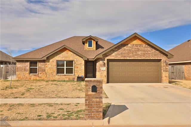 3410 Firedog Road, Abilene, TX 79606