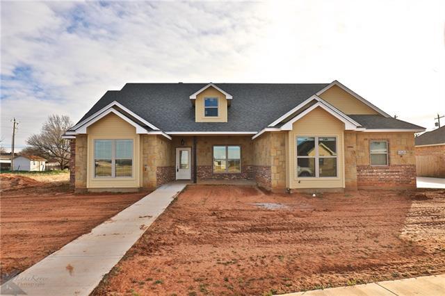6525 Cedar Elm Drive, Abilene, TX 79606