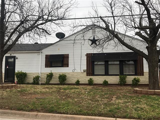 501 Portland Avenue, Abilene, TX 79605