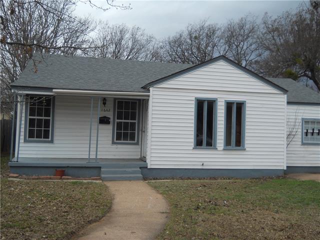 1642 Westmoreland Street, Abilene, TX 79603