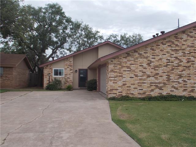 3043 Curry Lane, Abilene, TX 79605