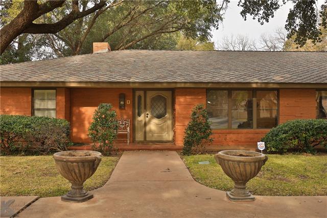 1810 River Oaks Road, Abilene, TX 79605