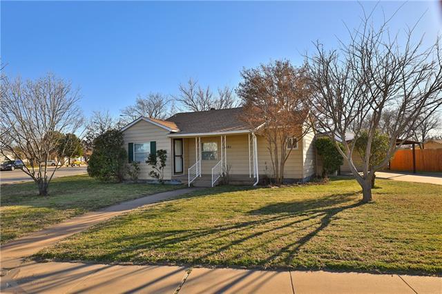 3101 Hunt Street, Abilene, TX 79605