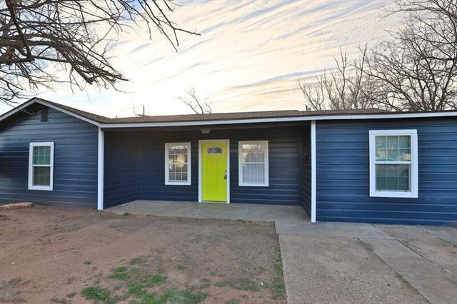 1010 Shelton Street, Abilene, TX 79603