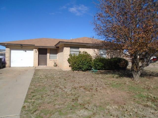 3902 Sera Drive, Abilene, TX 79606