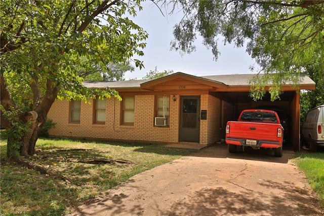1938 Briarwood Street, Abilene, TX 79603