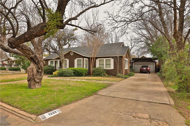 1333 Highland Avenue, Abilene, TX 79605