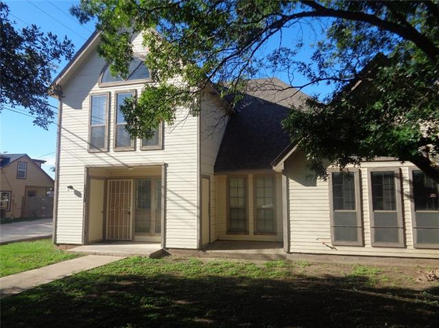 1512 N 8th Street N, Abilene, TX 79601