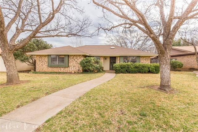4609 Pamela Drive, Abilene, TX 79606
