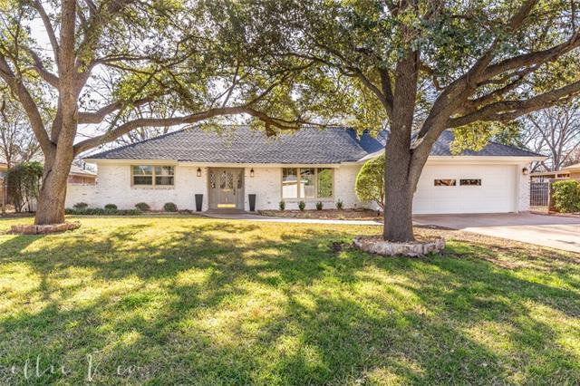 2117 Robin Road, Abilene, TX 79605