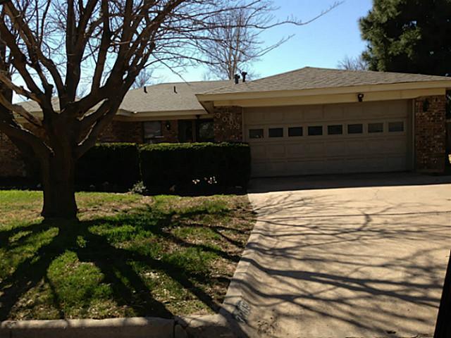 3009 Cherry Bark Street, Abilene, TX 79606