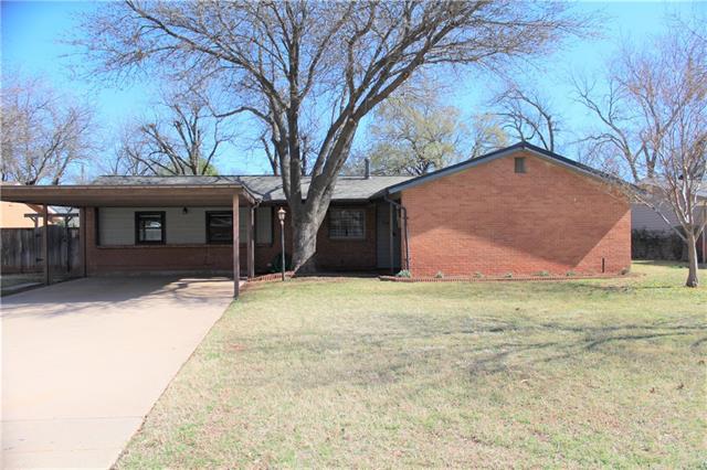 775 Marsalis Drive, Abilene, TX 79603