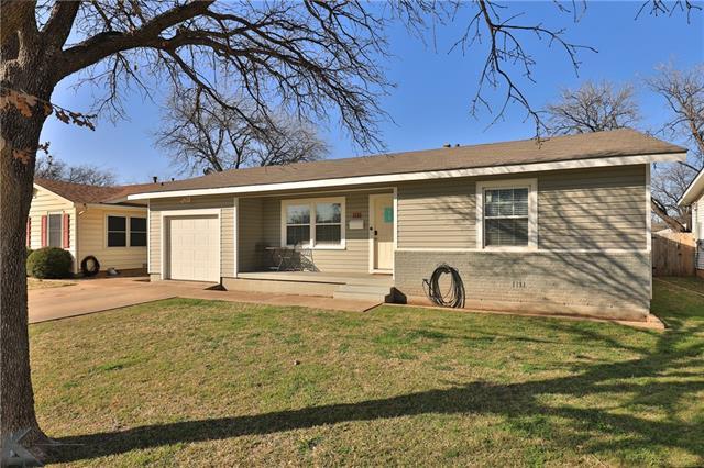 1410 S 19th Street, Abilene, TX 79602