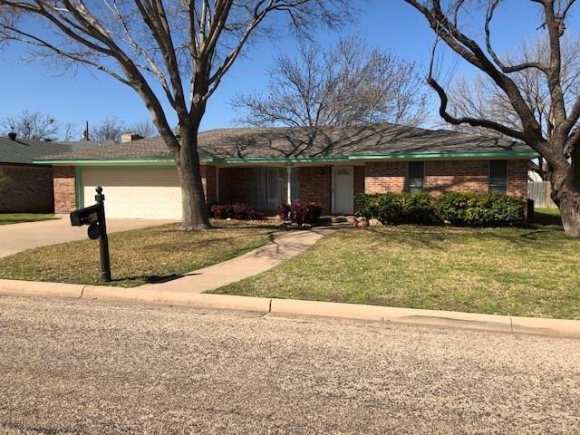 1218 Chriswood Drive, Abilene, TX 79601