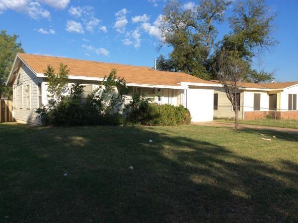 1950 Woodard Street, Abilene, TX 79605