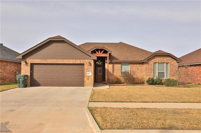 4918 Big Bend Trail, Abilene, TX 79602