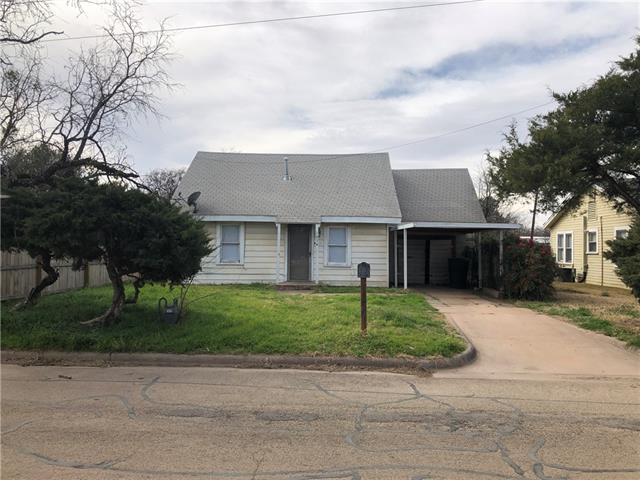 1034 Rodgers Street, Abilene, TX 79605