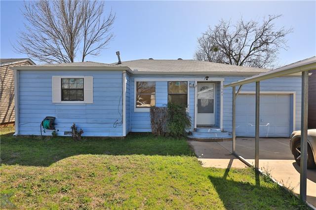 1949 Sandefer Street, Abilene, TX 79603