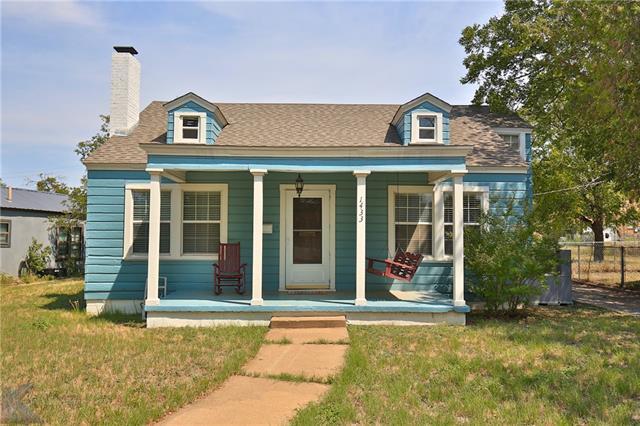 1433 Cedar Crest Drive, Abilene, TX 79601