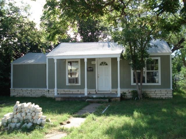 549 Westmoreland Street, Abilene, TX 79603