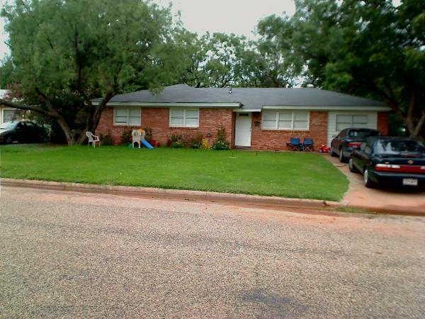 1406 Mimosa Drive, Abilene, TX 79603