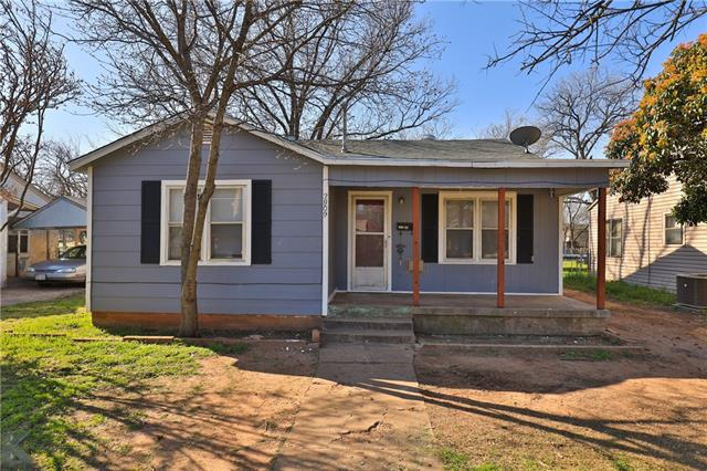 2809 S 6th, Abilene, TX 79605