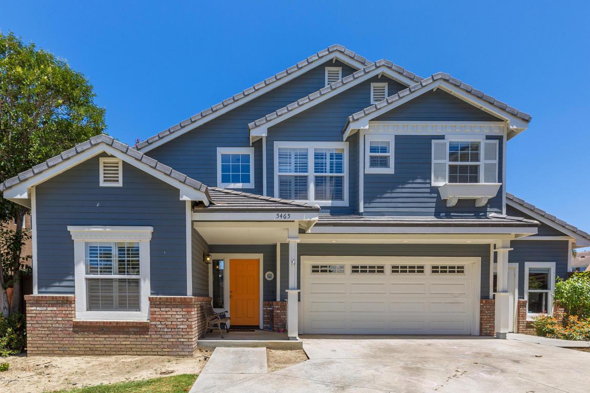 5465 Benjamin Court, Ventura, CA 93003