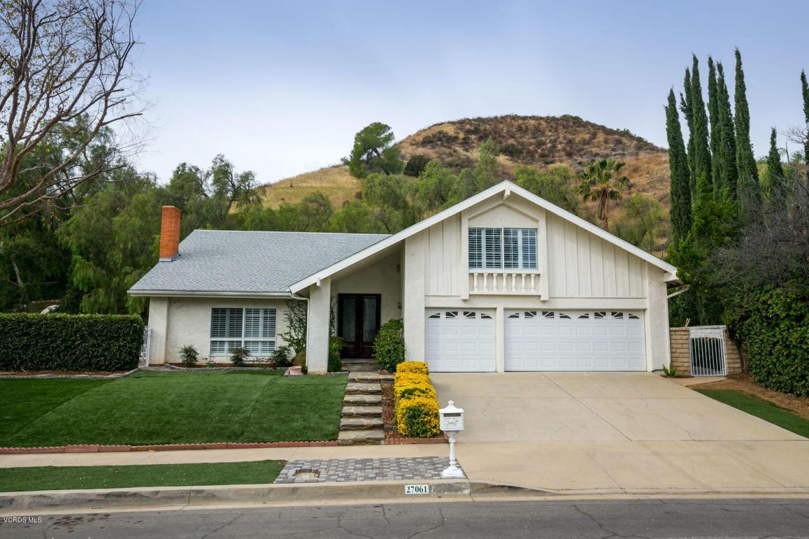 27061 Esward Drive, Calabasas, CA 91301