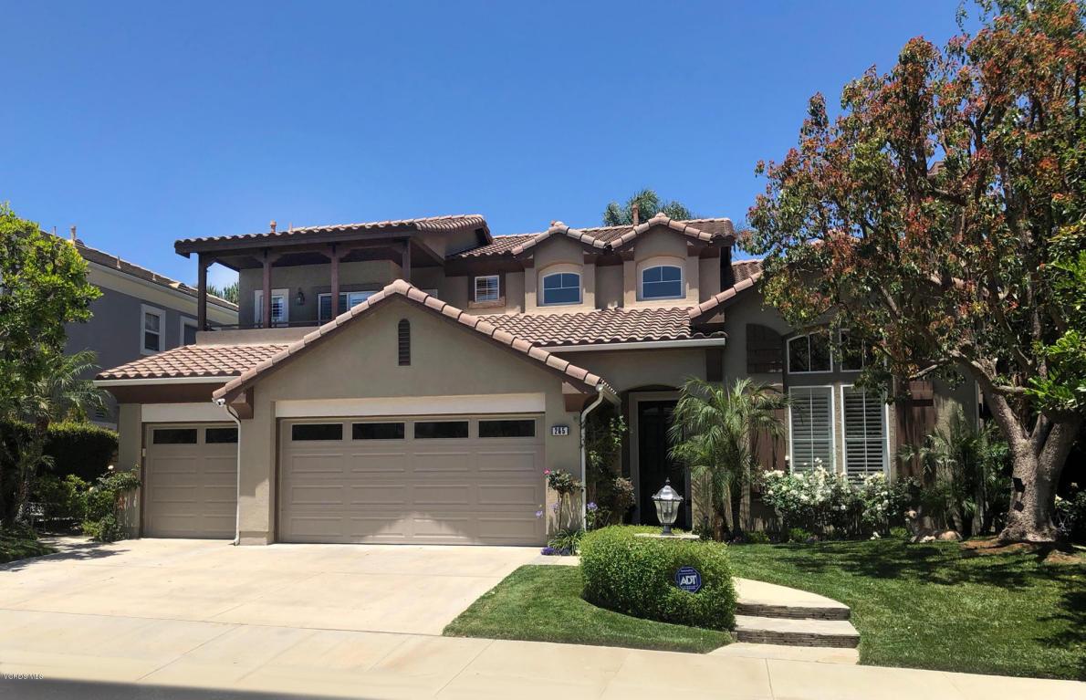 265 Knoll Ridge Road, Simi Valley, CA 93065