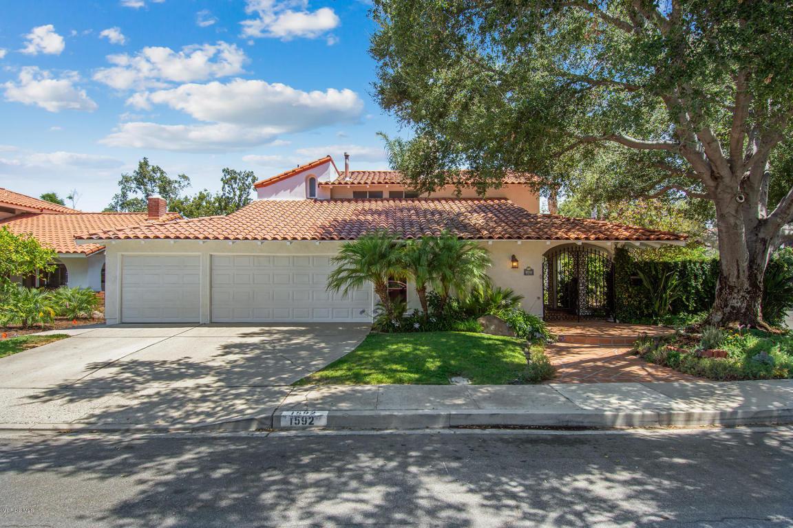 1592 Devonshire Avenue, Westlake Village, CA 91361