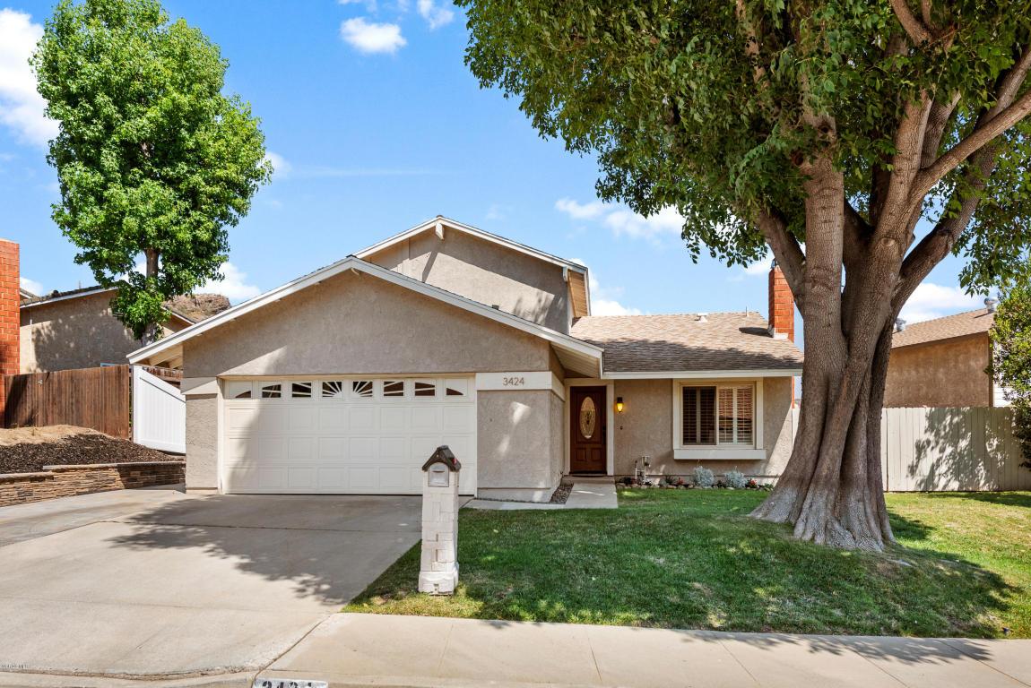 3424 Indian Mesa Drive, Thousand Oaks, CA 91360