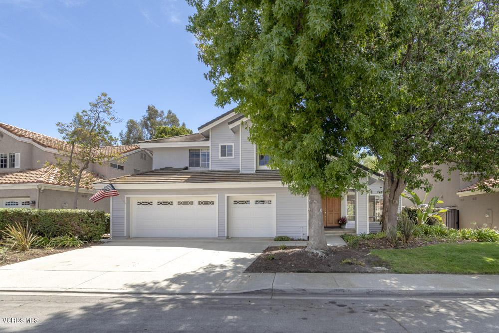11906 Silver Crest Street, Moorpark, CA 93021
