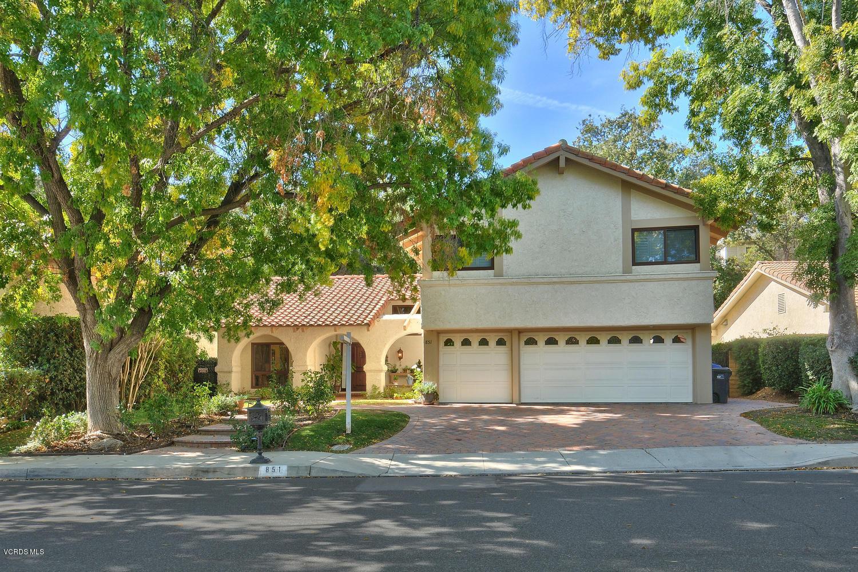 851 Hartglen Avenue, Westlake Village, CA 91361