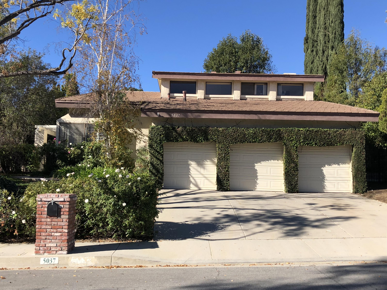 5037 Ambridge Drive, Calabasas, CA 91301