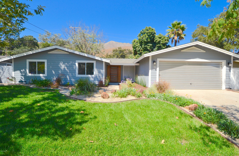 522 Pleasant Avenue, Ojai, CA 93023