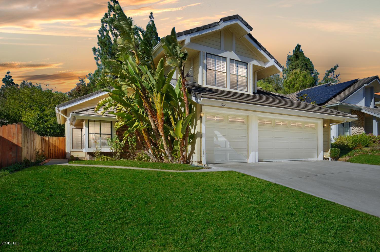 707 Clear Haven Drive, Oak Park, CA 91377