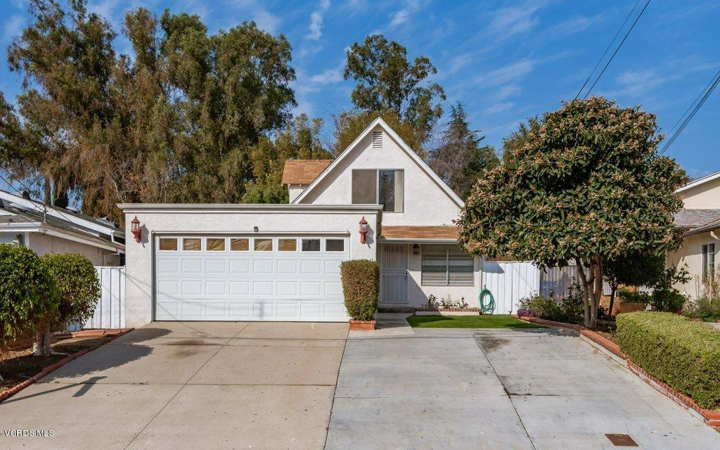701 Brossard Drive, Thousand Oaks, CA 91360