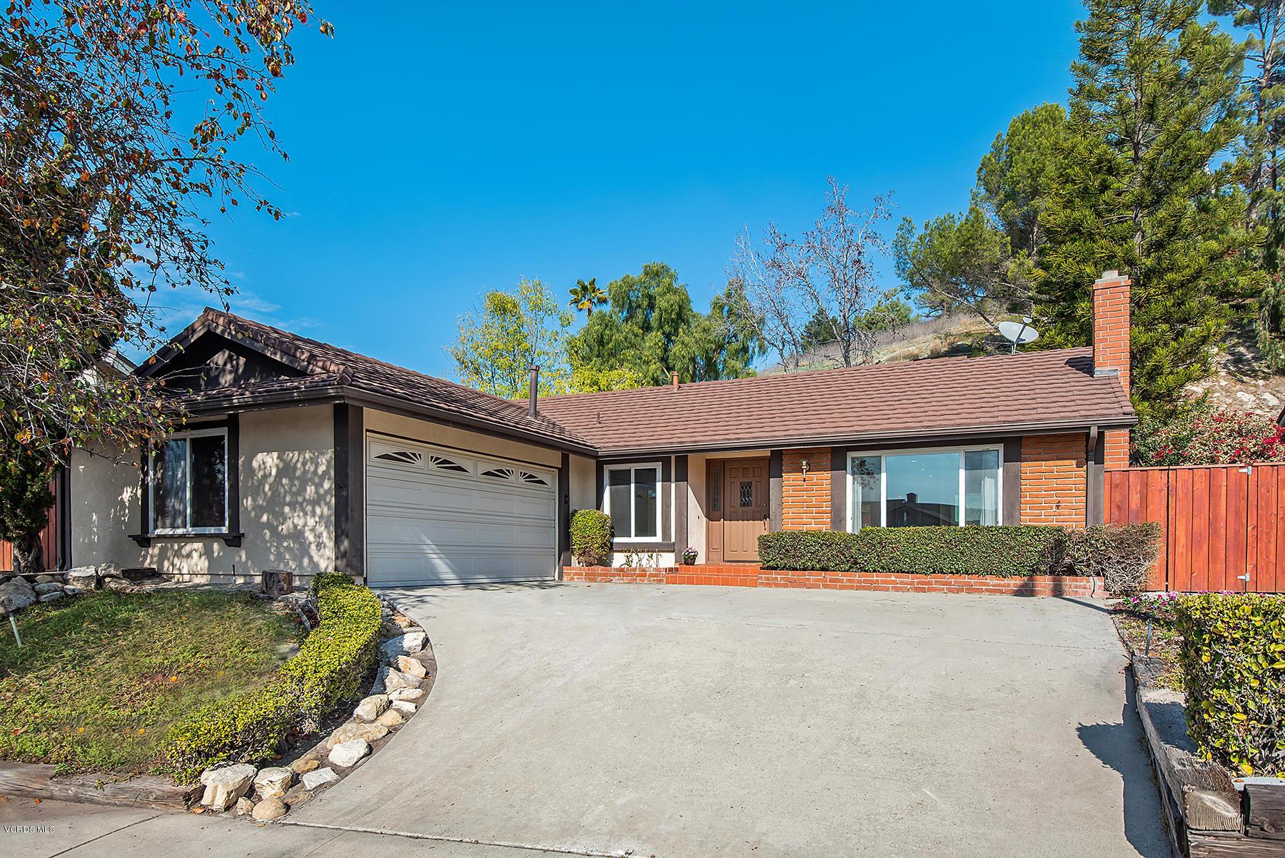 1715 Summer Cloud Drive, Thousand Oaks, CA 91362