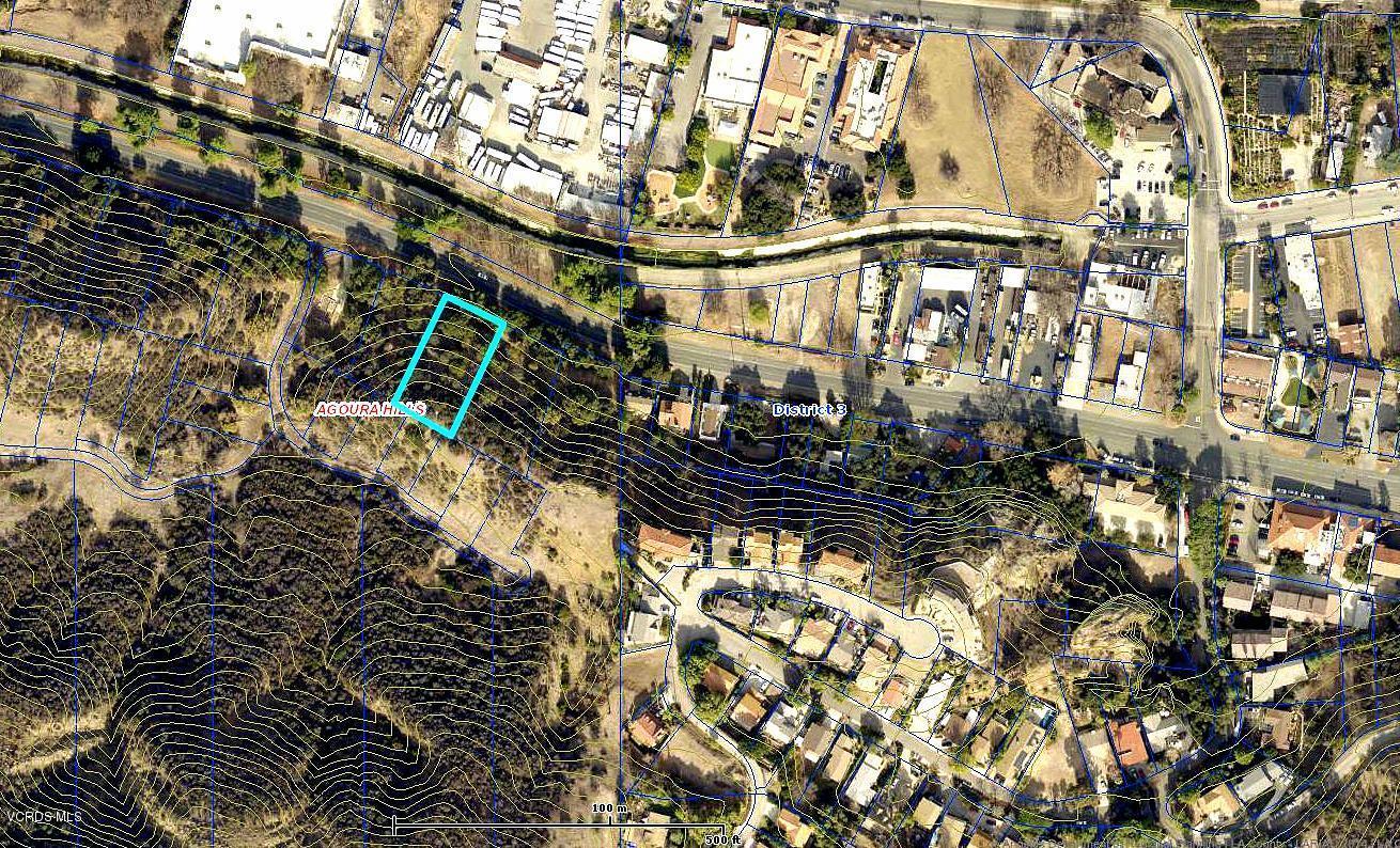 Agoura Rd, Agoura Hills, CA 91301