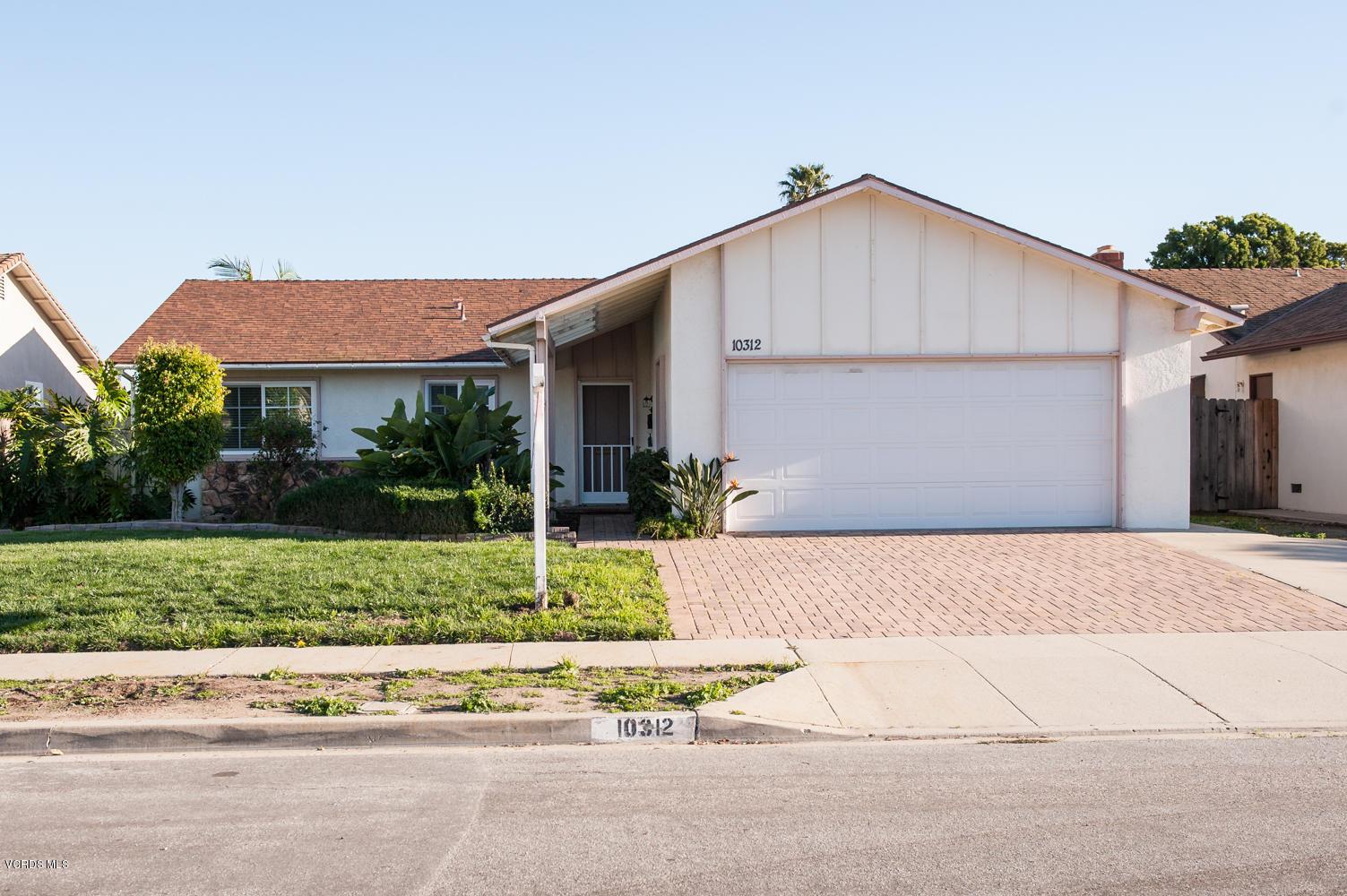 10312 Jamestown Street, Ventura, CA 93004