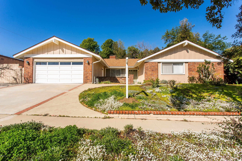 1731 Hendrix Avenue, Thousand Oaks, CA 91360