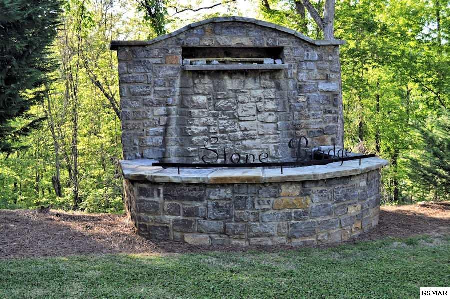 Lot 65 Stone Bridge Drive, Dandridge, TN 37725