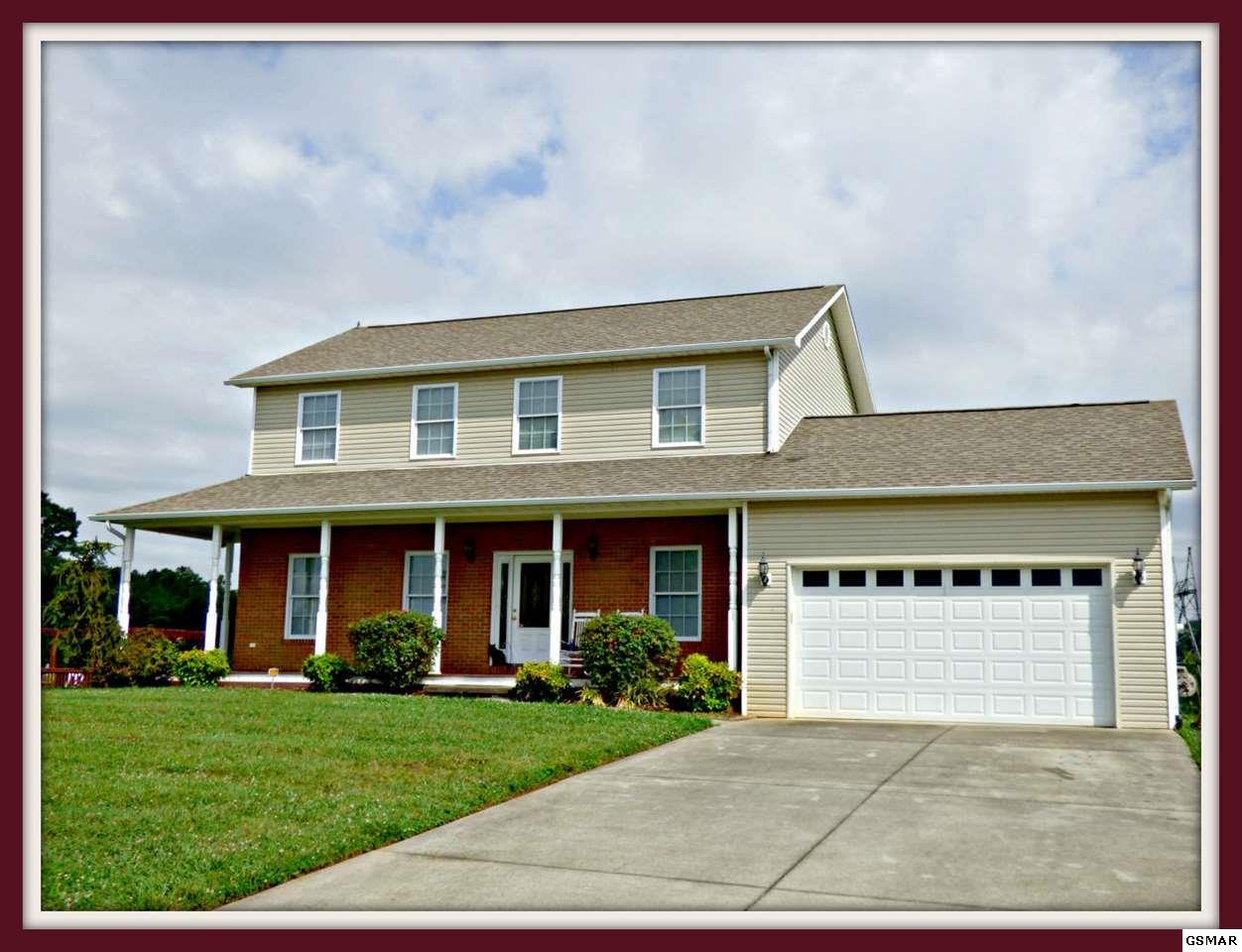 209 Vista View Ct., Dandridge, TN 37725